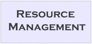 3.Resource Management