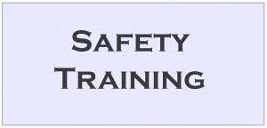 8.Safety Training