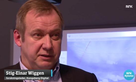Stig E Wiggen on NRK